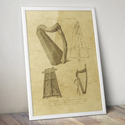 The Irish Harp