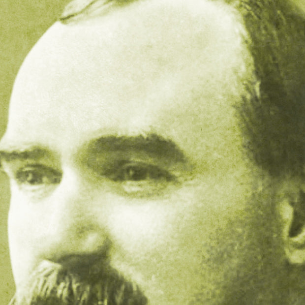 Irish Republican and Socialist Leader James Connolly
