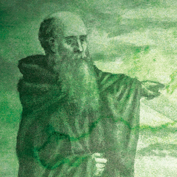 Saint Brendan The Navigator