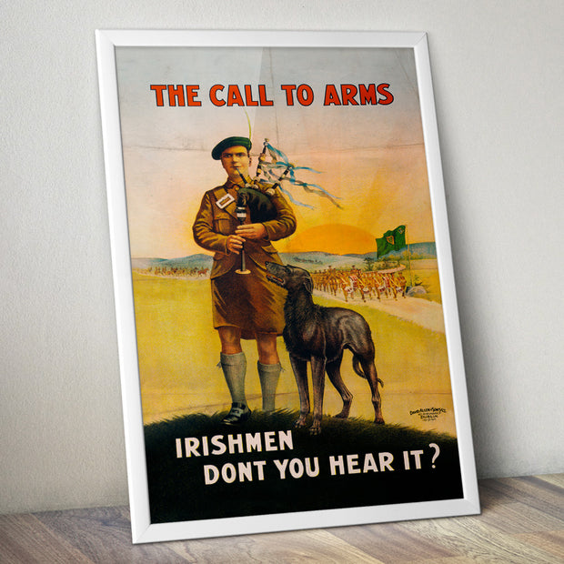 The Irish Call To Arms