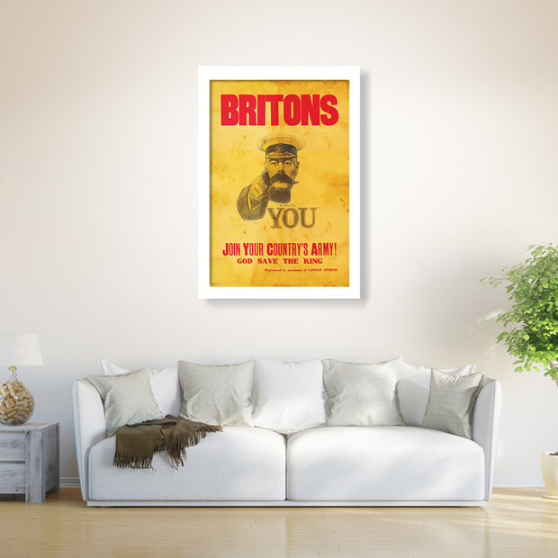 Lord Kitchener Wants YOU