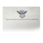 Liberty And Union Retro Pad