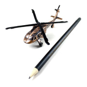 UH-60 Black Hawk Die Cast Sharpener With Free Franklin Pencil