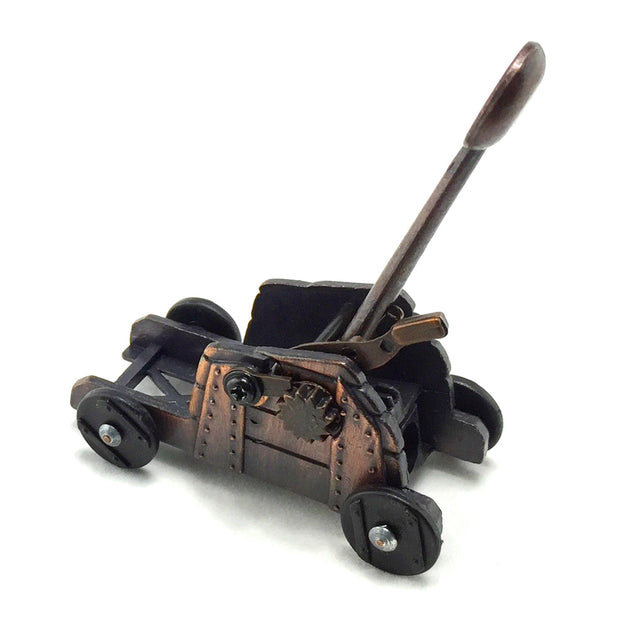 Trebuchet Die Cast Pencil Sharpener
