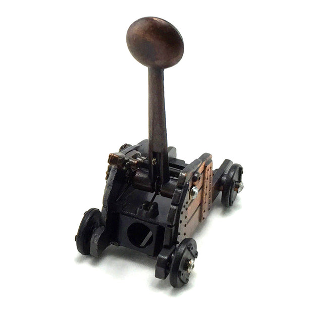 Trebuchet Die Cast Sharpener With Free Franklin Pencil