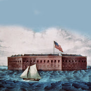 The Fort Sumter Pencil Sharpener