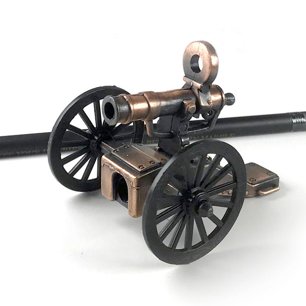 The Gatling Gun Sharpener With Free Franklin Pencil