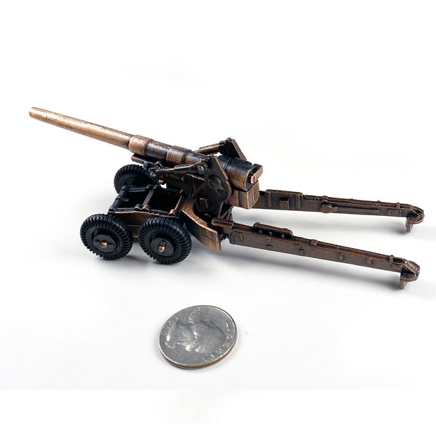 The Howitzer Die Cast Sharpener With Free Franklin Pencil