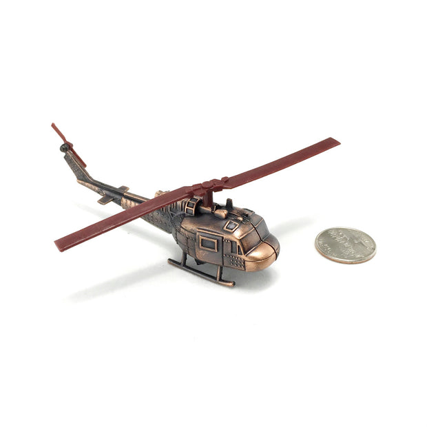 Vintage Style Huey Die Cast Pencil Sharpener