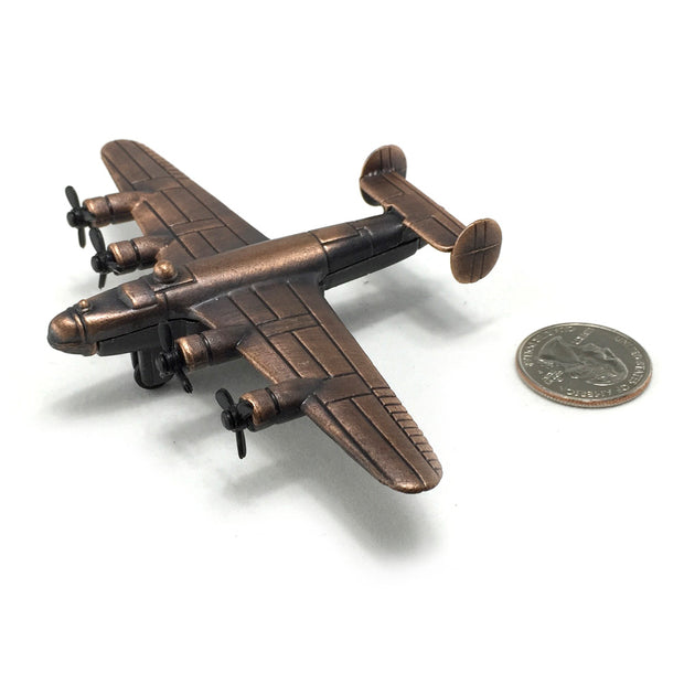 B-24 Liberator Sharpener With Free Franklin Pencil
