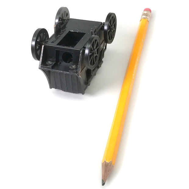 The Old West Stagecoach Sharpener With Free Franklin Pencil