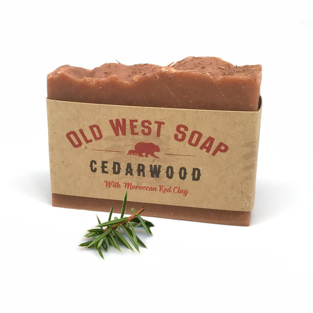 The Cedar Wood Soap