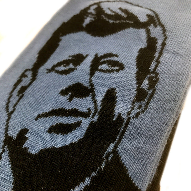 John F. Kennedy Retro Socks (Mens)
