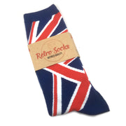 Union Jack Retro Socks