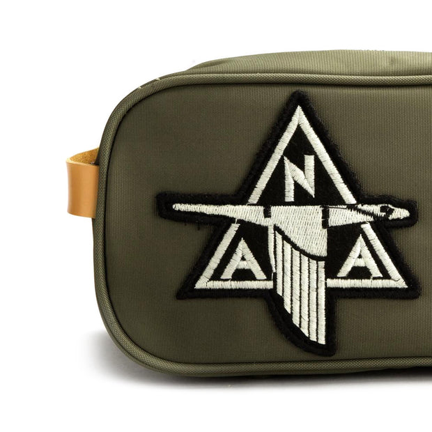 The NAA High Altitude Toiletry Kit Bag