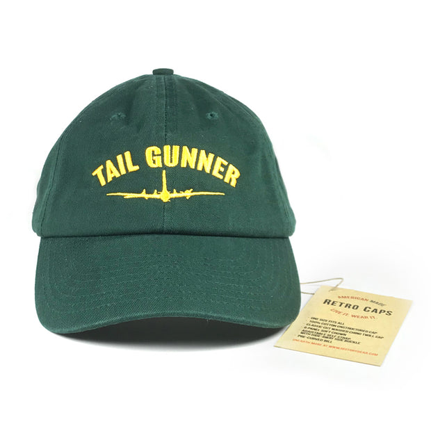 Tail Gunner Retro Cap