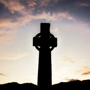 Saint Martin's Cross - Iona Scotland