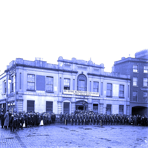 Liberty Hall Dublin 1916