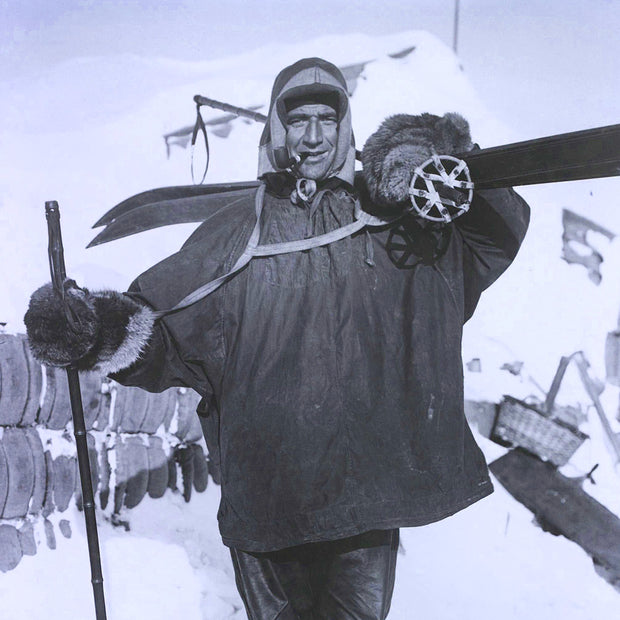 Kerry man and Antarctic explorer Tom Crean