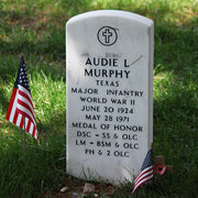 Medal of Honor Honoree - Audie Murphy
