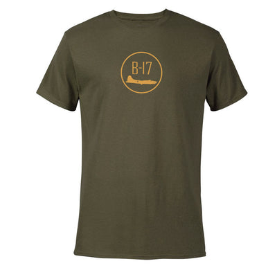 The B-17 Flying Fortress Tee