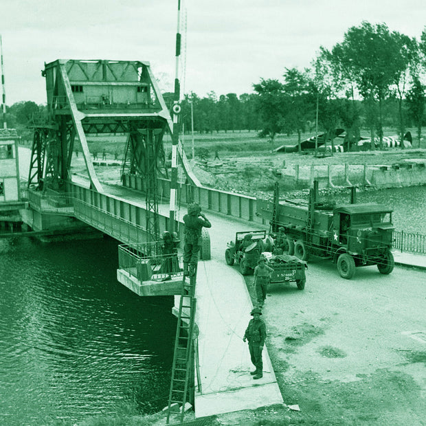 Pegasus Bridge 1944