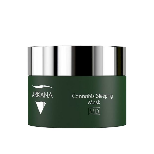 ARKANA Cannabis Sleeping Mask