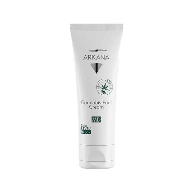 ARKANA Cannabis Foot Cream