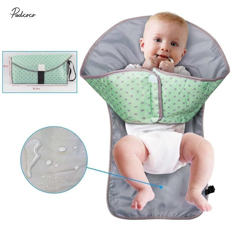 NEW Deluxe 3-in-1 Changing Pad