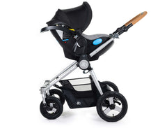 2020 Bumbleride Era City Stroller with Era Car Seat Adapter with Clek Liing Car Seat (Fabric removed, optional) - Global