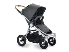 2020 Bumbleride Era City Stroller in Dawn Grey - Front