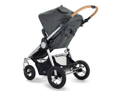 2020 Bumbleride Era City Stroller in Dawn Grey - Back