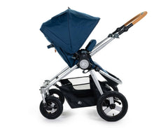 2020 Bumbleride Era City Stroller in Maritime Blue - Seat Reversed