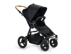 2020 Bumbleride Era City Stroller in Matte Black - Front