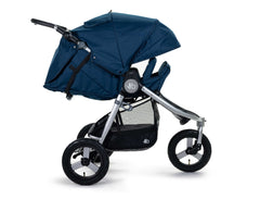 2020 Bumbleride Indie All Terrain Stroller in Maritime Blue - Infant Mode - Global