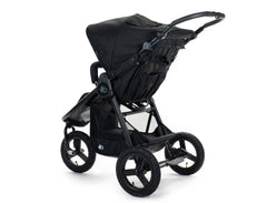 2020 Bumbleride Indie All Terrain Stroller in Matte Black - Back