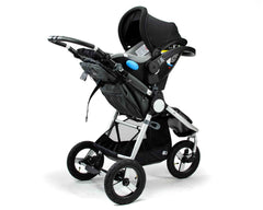 Clek Liing on Bumbleride Indie Stroller With Fabric (Optional)