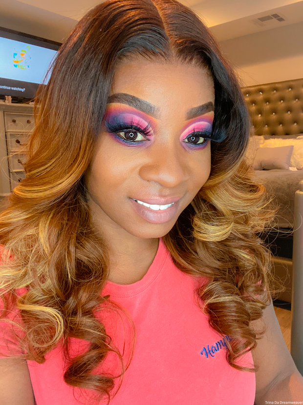 HD Lace Front easy install wig