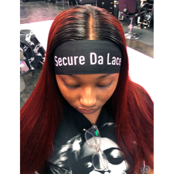 'Secure Da Lace' Headbands