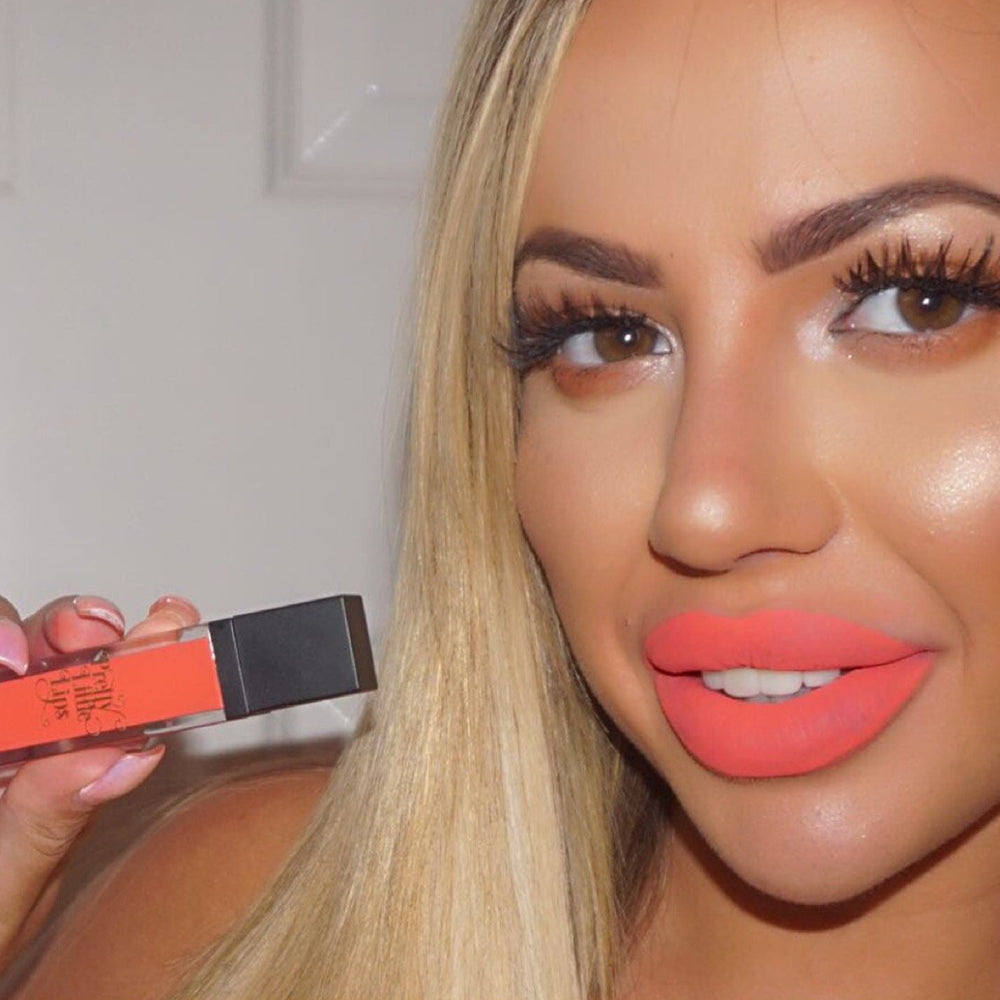 holly hagan matte liquid lipstick kit