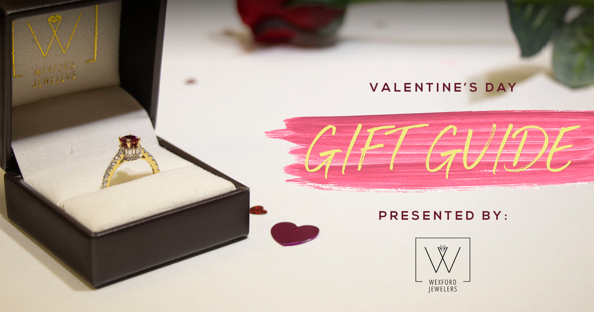 Valentine S Day Jewelry Gift Guide 2019 Wexford Jewelers