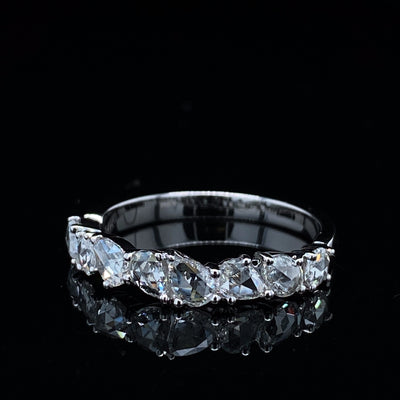 rose-cut-diamond-stacking-band-wexford-jewelers
