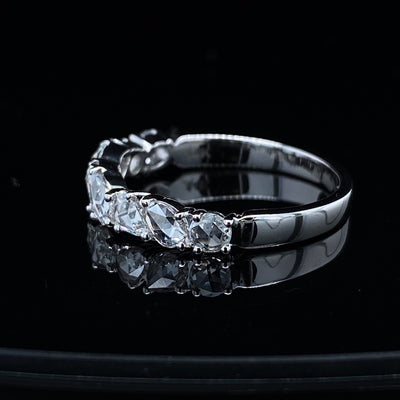 white-gold-rose-cut-diamond-ring-wexford-jewelers