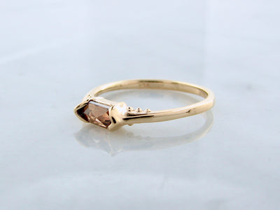 hex-cut-tawny-diamond-yellow-gold-ring