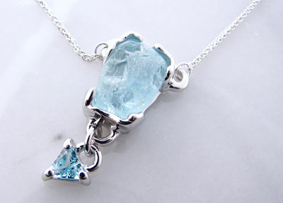 silver-raw-aquamarine-necklace-wexford-jewelers