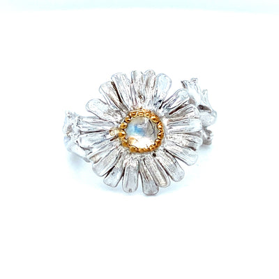 silver-gold-accent-daisy-ring-wexford-jewelers