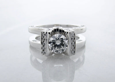 white-gold-lab-created-diamond-wedding-ring-set-wexford-jewelers