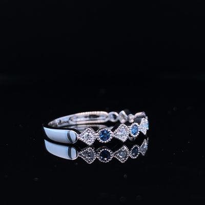 Sapphire and Diamond Dynasty Band