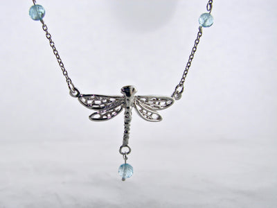 split-chain-silver-necklace-blue-topaz-wexford-jewelers
