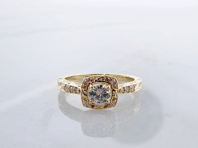 yellow-gold-halo-diamond-ring-wexford-jewelers